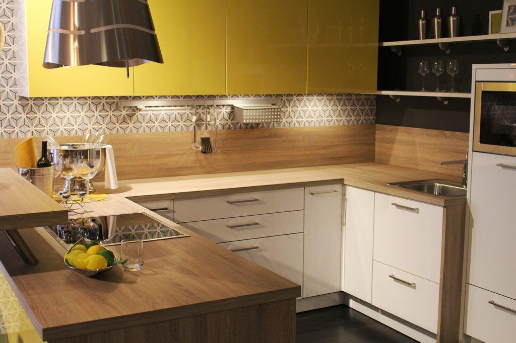 綺麗な台所