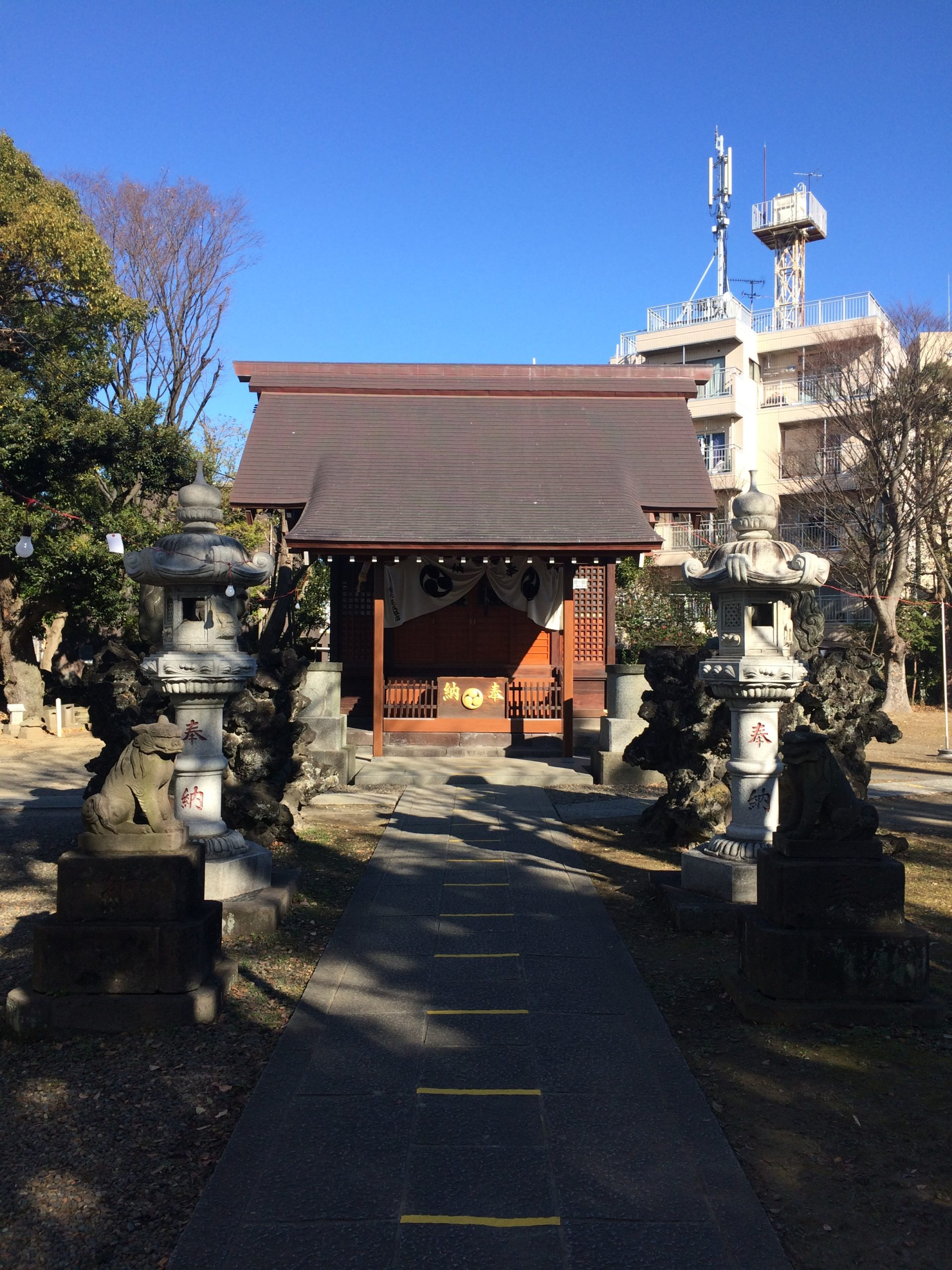 船堀日枝神社