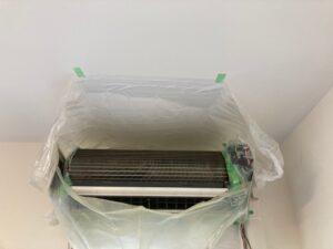 エアコンクリーニング ,エアコン掃除,エアコン分解,パナソニック
